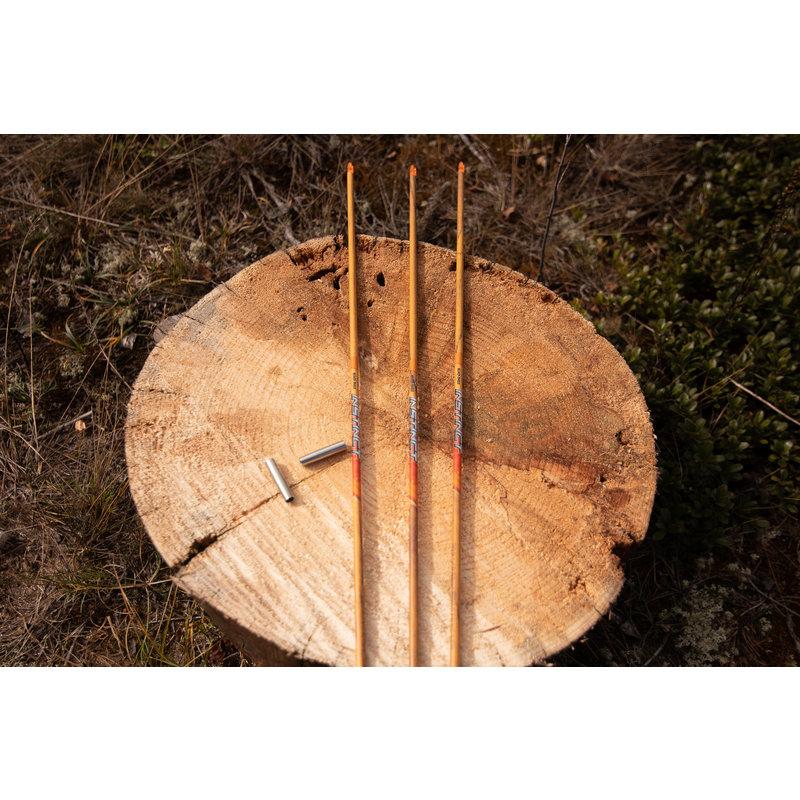 Black Eagle Arrows Instinct Shafts