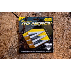Zwickey Zwickey No Mercy 165gr 2 Blade Broadhead