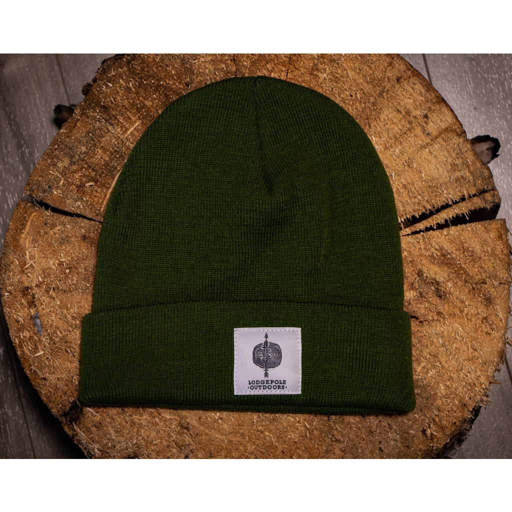 Lodgepole Outdoors Lodgepole Outdoors Acrylic Tuque