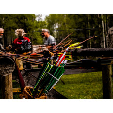 Lodgepole Outdoors Fletching