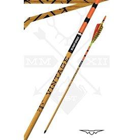 Black Eagle Arrows Vintage Crested Arrows