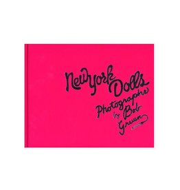 Gruen New York Dolls by Bob Gruen (Signed)