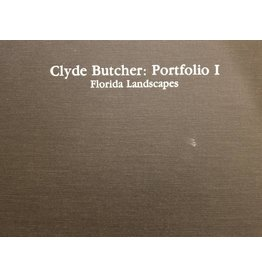 Butcher Portfolio I Florida Landscapes by Clyde Butcher (Signed)