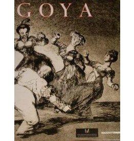 Goya Los Caprichos, Los Desastres de la Guerra, Los Disparates by Francisco Goya