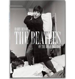 Benson The Beatles on the Road 1964-1966 1stEd. by Harry Benson (Signed)