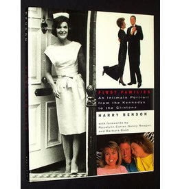 Benson First Families by Harry Benson (Signed)
