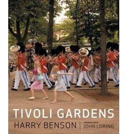 Benson Tivoli Gardens by Harry Benson (Signed)