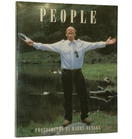 Benson People by Harry Benson (Signed)