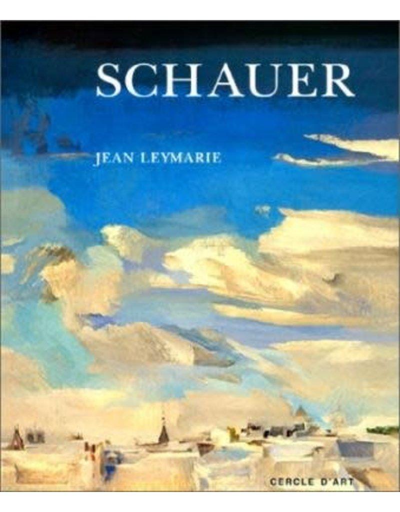 Schauer Otto Schauer by Jean Leymarie