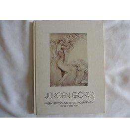 Gorg Werkverzeichnis Der Lithographien 1986-1987 by Jurgen Gorg