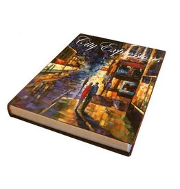 Flohr City Expressions by Michael Flohr (Signed)