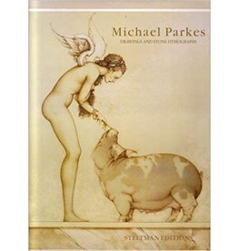 Parkes Drawings and Stone Lithographs by Michael Parkes