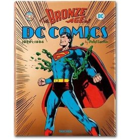 Collection The Bronze Age of DC Comics by Paul Levitz