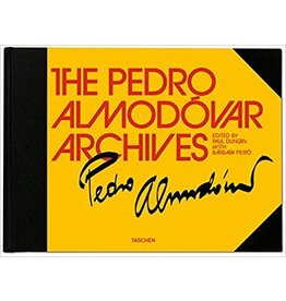 Almodovar The Pedro Almodovar Archives by Pedro Almodovar Limited Edition with Print (Signed)