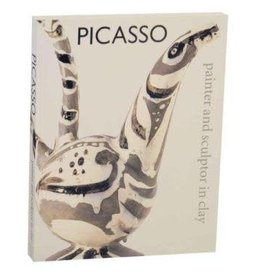Picasso Painter and Sculptor in Clay Picasso