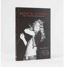 Knight Rock Gods by Robert Knight (Signed)