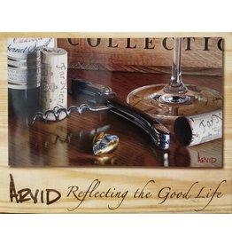 Arvid Reflecting the Good Life by Thomas Arvid
