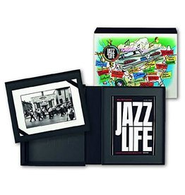 Claxton Jazz Life by William Claxton Art Edition (Signed)