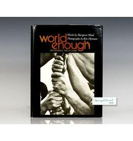 Heyman World Enough Rethinking the Future by Ken Heyman & Margaret Mead