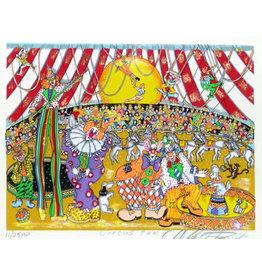 Fazzino Circus Fun by Charles Fazzino