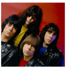 Rock The Ramones, End of the Century Session, 1979 by Mick Rock