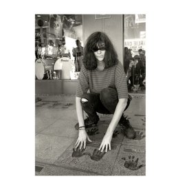 Knight Joey Ramone, CA, 1996 by Robert Knight