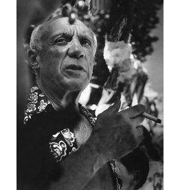 Heyman Pablo Picasso by Ken Heyman