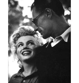 Heyman Marilyn Monroe & Arthur Miller, 1956 by Ken Heyman