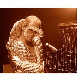 Knight Elton John, Hawaii, 1975 by Robert Knight