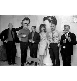 Heyman The Pop Artists: Group Shot - New York, 1964 by Ken Heyman