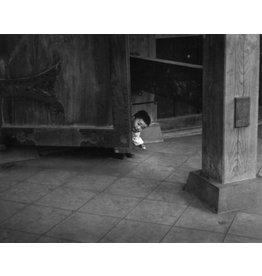 Heyman Child Playing Peekaboo, Kyoto, Japan by Ken Heyman