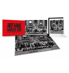 Kane Harlem 1958 60th Anniversary Edition by Art Kane (Deluxe Limited Edition)