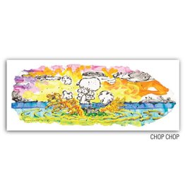 Everhart Chop Chop by Tom Everhart