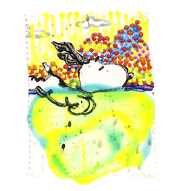 Everhart Dogg E Paddle XVI by Tom Everhart