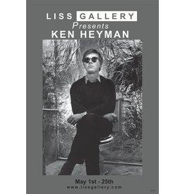Heyman Liss Gallery Presents Ken Heyman Poster