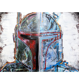 Ball The Mandalorian by Johnathan Ball