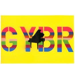 Taupin GYBR by Bernie Taupin