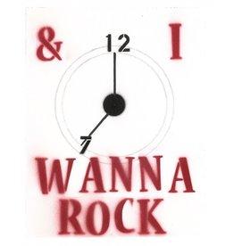 Taupin I Wanna Rock by Bernie Taupin