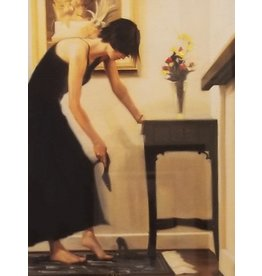 Graber Getting Ready by Carrie Graber