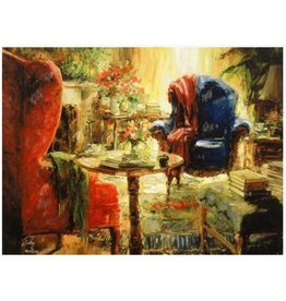 Shortridge Blue Chair Deluxe by Stephen Shortridge