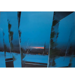 Philibert Oblique Light Regard Oblique by Andre Philibert (Original)