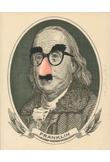 Brainwash Franklin Incognito by Mr. Brainwash