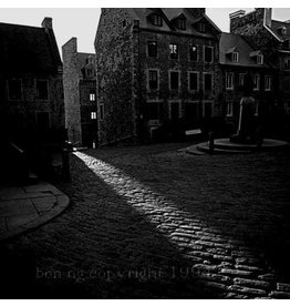 Ng Morning Light, Old City Quebec by Ben Ng