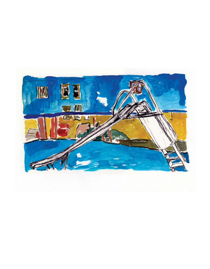 Dylan Slide by Bob Dylan
