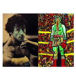 Stallone Triumph of the Champion by Sylvester Stallone