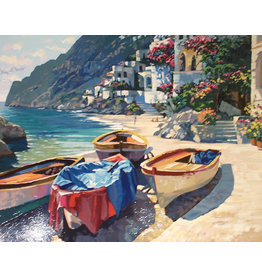 Behrens Capri Boats by Howard Behrens