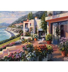 Behrens Pacific Patio by Howard Behrens