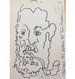 Russell Matisse by Derain by Tom Russell (Original)