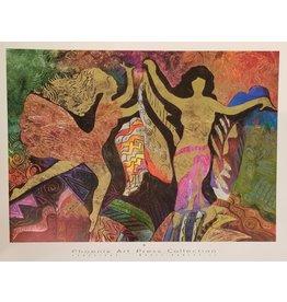 Genevieve Magic Dances II by Genevieve Poster