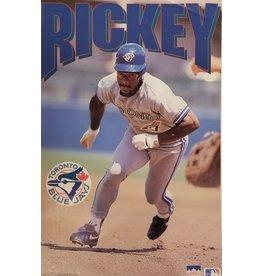 Malamud Rickey, Toronto Blue Jays 1993 by Fred Malamud Poster